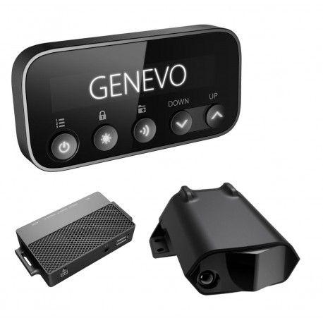 Detector de radar Genevo PRO, 1ª parte