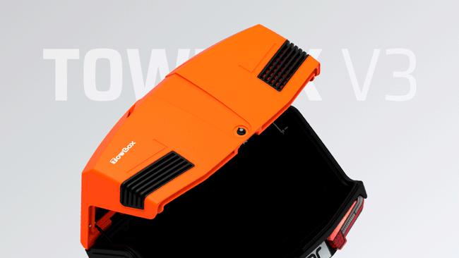 Enganches Aragón y TowCar presentan el nuevo TowBox V3