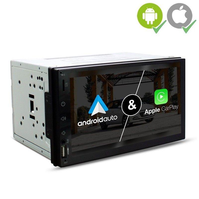 Mionav 2DIN con Android Auto y CarPlay a precio imbatible.