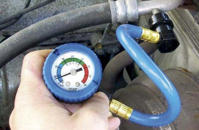 El peligro de la carga de gas no homologado