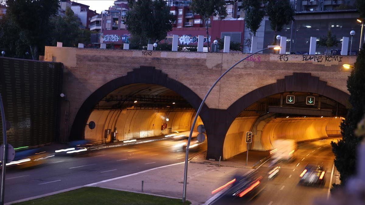 Barcelona estrenará en 2020 tres nuevos radares de tramo